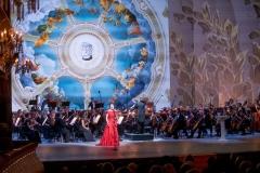 Екатерина Губанова, III Национальная оперная премия Онегин, фото Владимир Убушиев