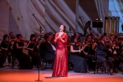 Ольга Перетятько, III Национальная оперная премия Онегин, фото Владимир Убушиев
