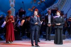Владимир Мединский, Тамара Синявская, III Национальная оперная премия Онегин, фото Владимир Убушиев